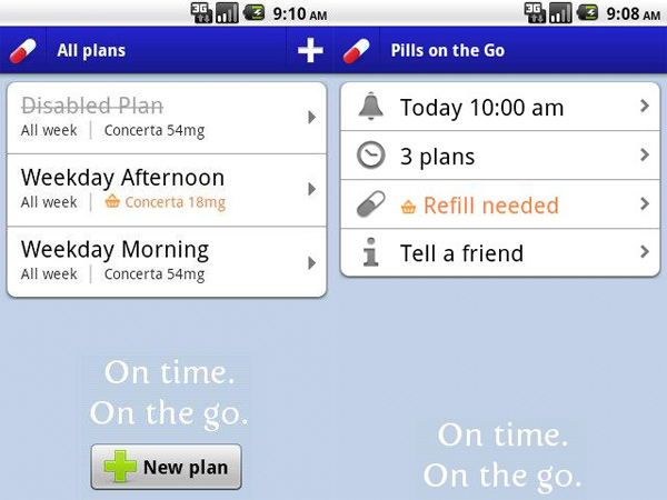 Pills-on-the-go-settings