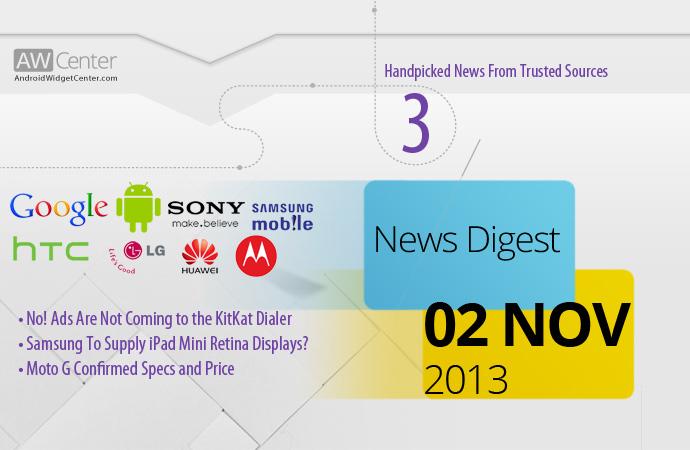 Android-News-2-November