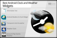 Best-Android-Clock-and-Weather-Widgets