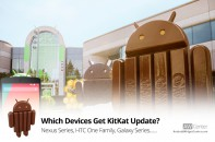 Devices to Get Android KitKat Update