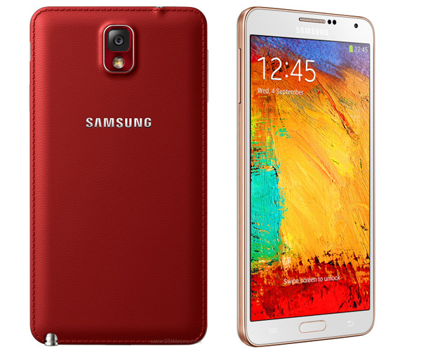 Galaxy-Note-3-in-Red-and-Gold