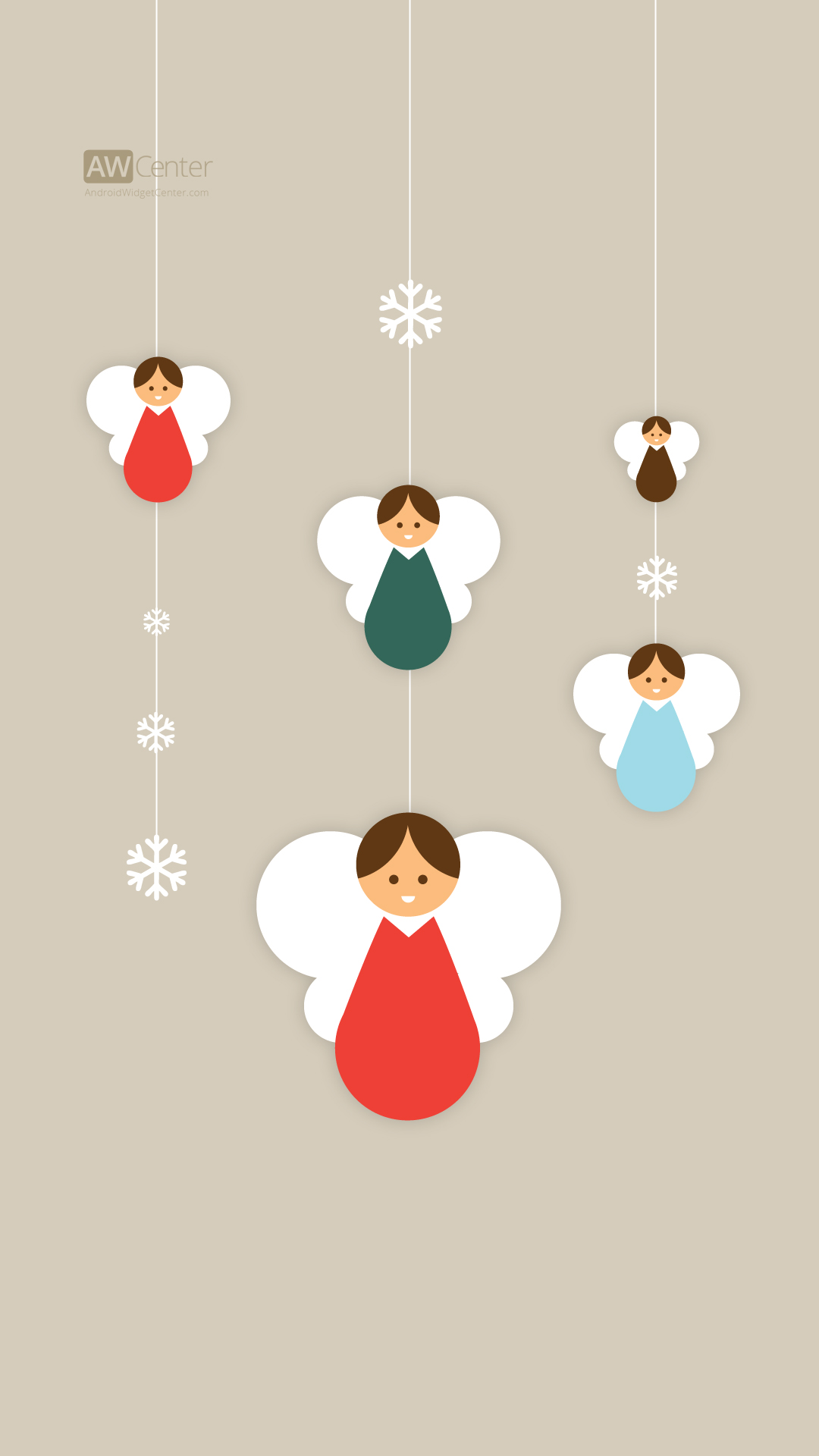 04 android wallpaper christmas angles preview