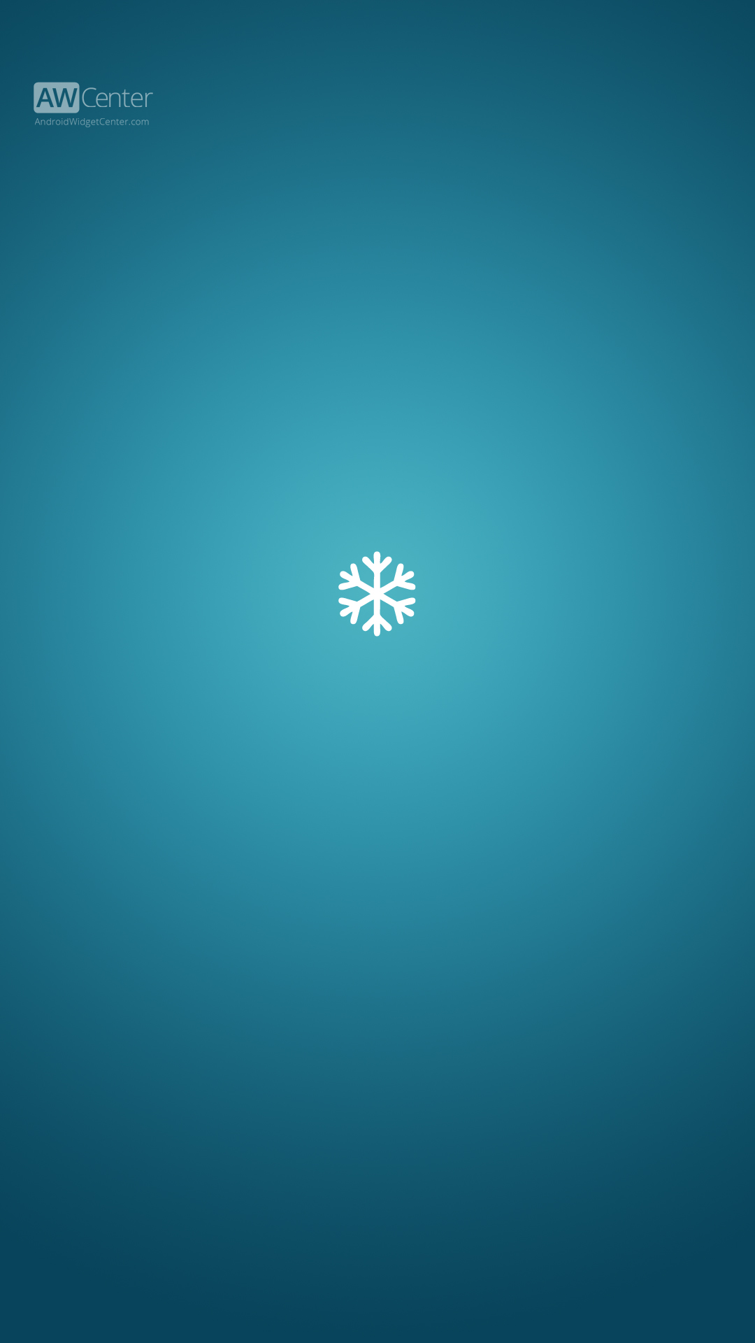 1 android hd wallpaper snowflake