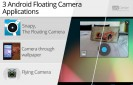 Android-Floating-Camera-Applications
