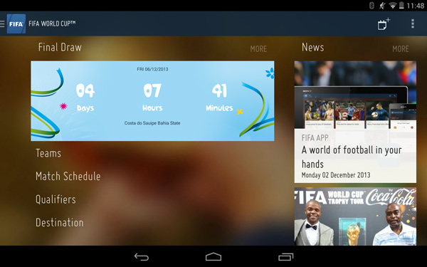 FIFA-Android-App-FIFA-World-Cup