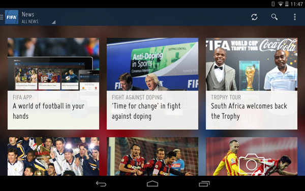 FIFA-Android-App-News