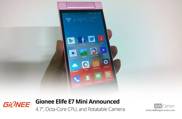 Gionee-Elife-E7-Mini-Announced-with-Rotatable-Camera