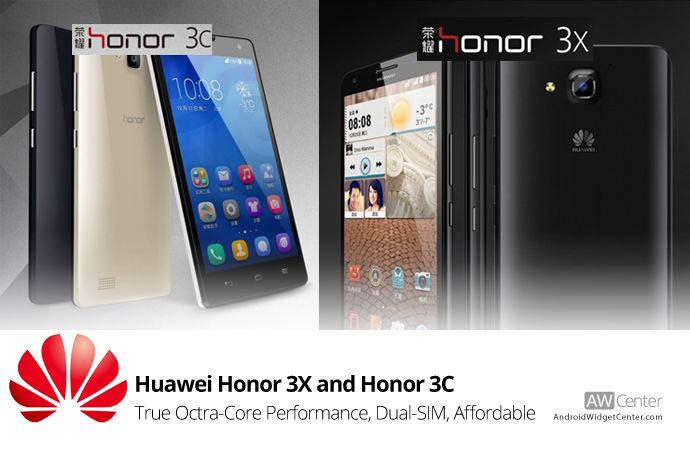 Huawei-Honor-3X-and-3C