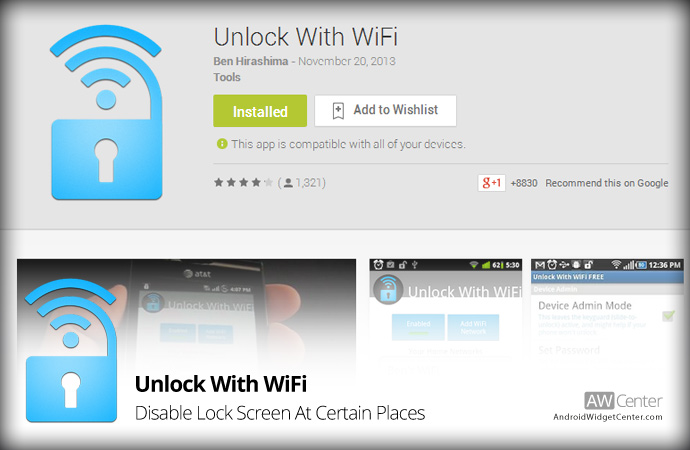 Unlock-With-WiFi-on-Android