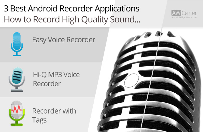 Android-Recorder-Apps