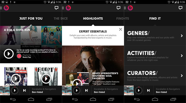 Beats-Music-for-Android-Features