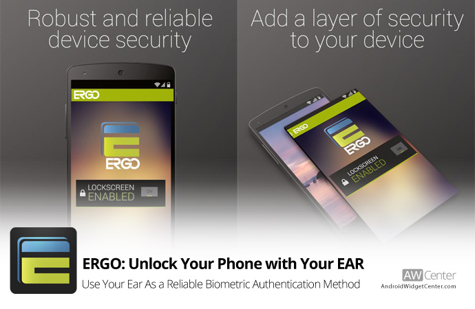 Ergo-Unlock-your-phone-with-your-ear