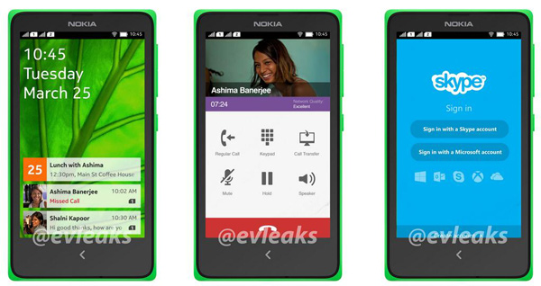 Nokia-Normandy-Software-Features