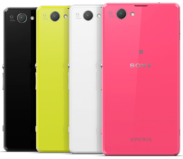 Xperia-Z1-Compact-Colors