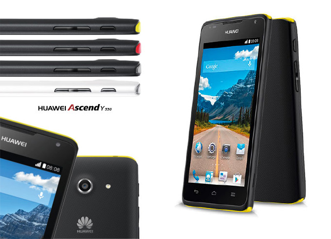Huawei-Ascend-Y350-Different-Colors