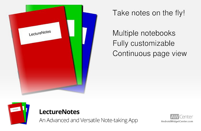 LectureNotes-for-Android