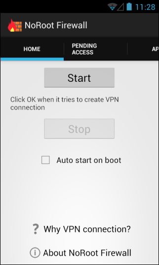 how to allow superbeam app through firewall