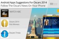 Oscars 2014 Applications