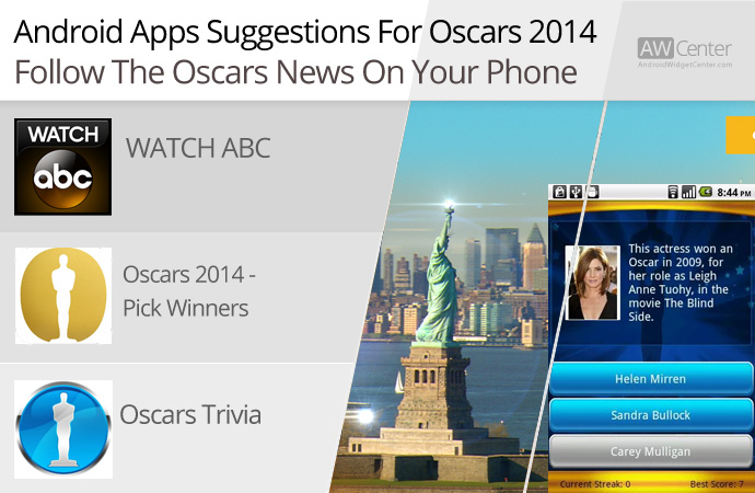 Oscars 2014 Applications