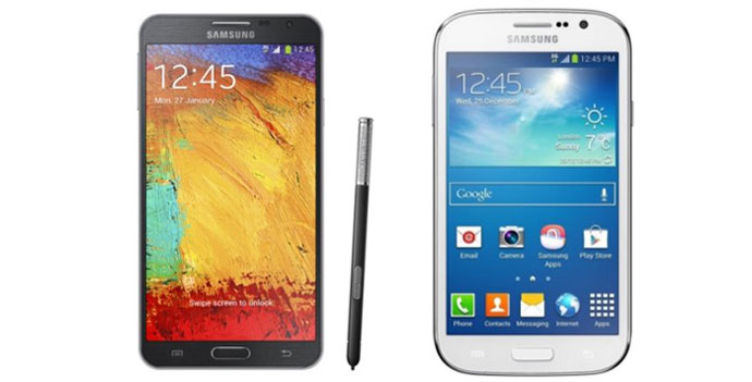 Samsung-launches-Galaxy-Note-3-Neo,Grand-Neo-in-India