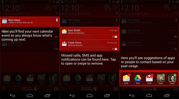 Snapdragon-Glance-for-Android-Customizations