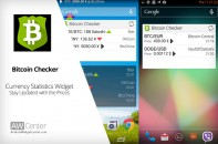 Bitcoin Checker Android App