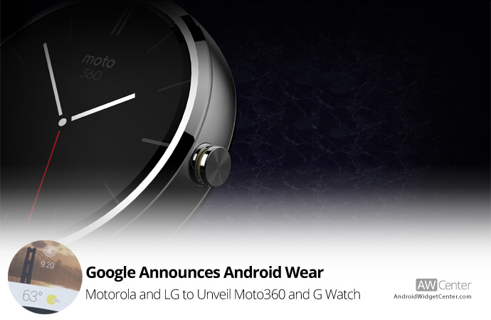 Google-Announces-Android-Wear