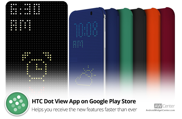 HTC-Dot-View-Case-Has-Now-a-Separate-App-on-Google-Play-Store