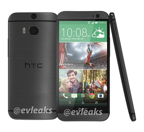 HTC_M8_Grey