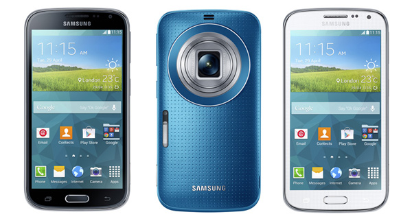 Galaxy-K-zoom_Shimmery-White-Blue-Black-Colors