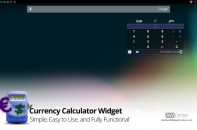 Currency-Calculator-Widget