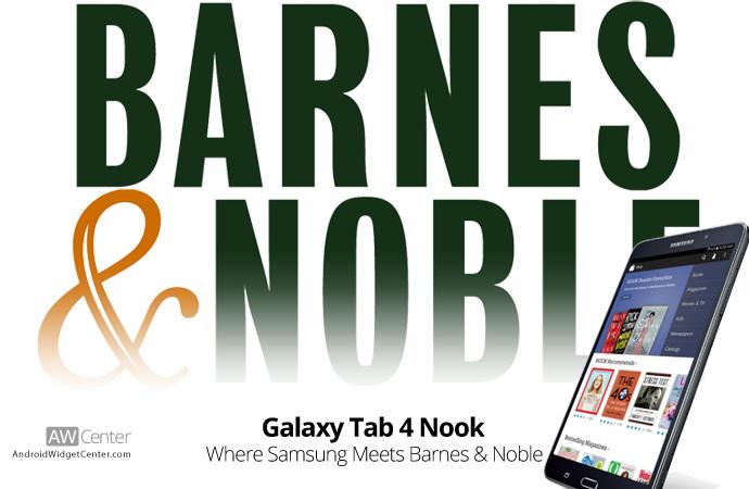 Samsung and Barnes & Noble Partnership