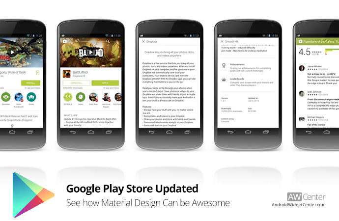 Google-Play-Store-Updated-with-Material-Design