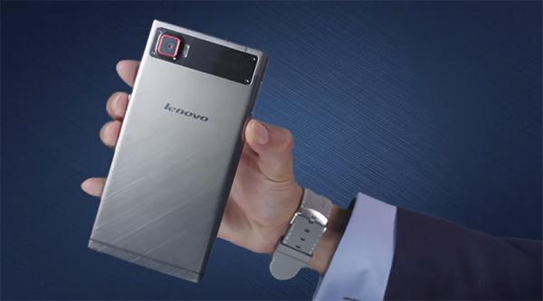 Lenovo-Vibe-Z2-Pro-Design