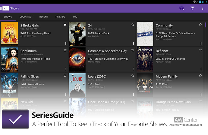SeriesGuide-for-Android
