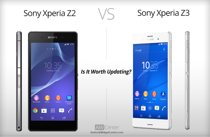 Xperia Z3 vs Xperia Z2: Has Anything Changed At All?