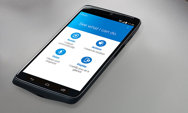 DROID-Turbo-Software-Features
