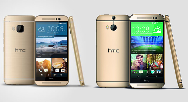 HTC-One-M8-Compared-to-HTC-One-M9