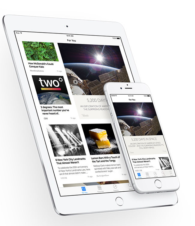 News-iOS9-Android