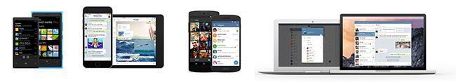 Telegram-Multi-Platform-Messaging-App