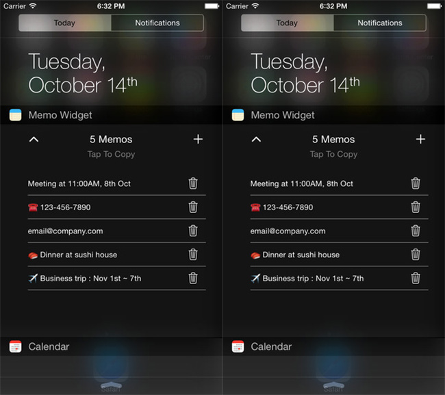 how to add widgets iphone