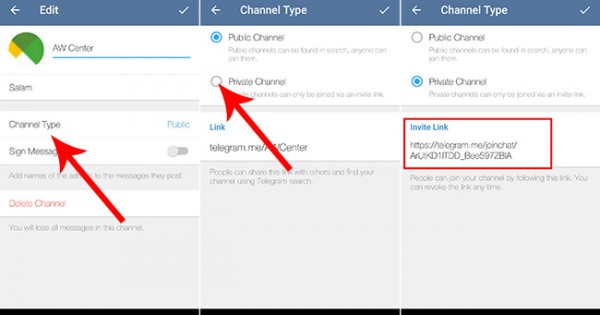 How to create telegram channel without phone number. u mysecretsout telegram channel.