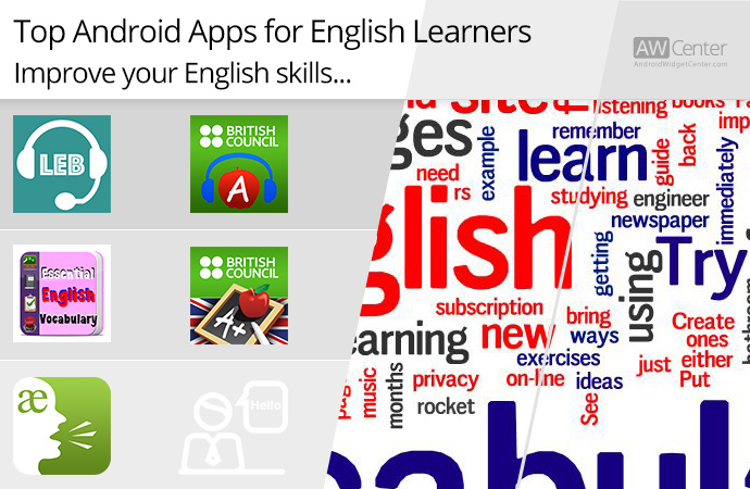 Apps to help you improve your English | LearnEnglish ...