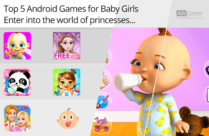 The Best Games In The World For Girls