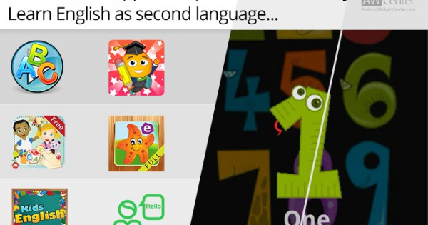 Top 5 android english learning apps for kids