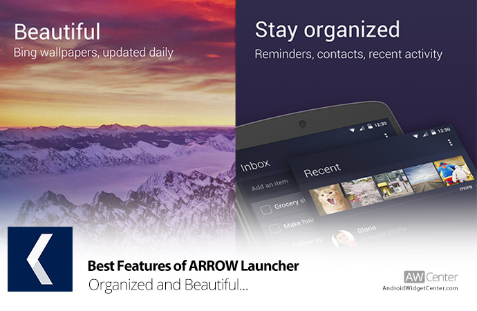 7-Best-Features-of-Arrow-Launcher-Organized-and-Beautiful!