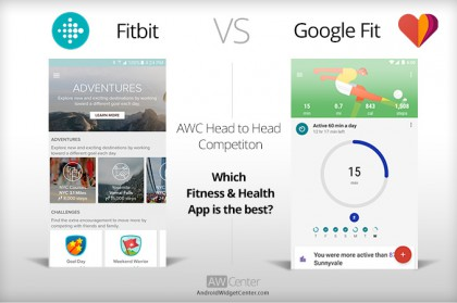 Fitbit Vs. Google Fit Which Health & Fitness App Is Better