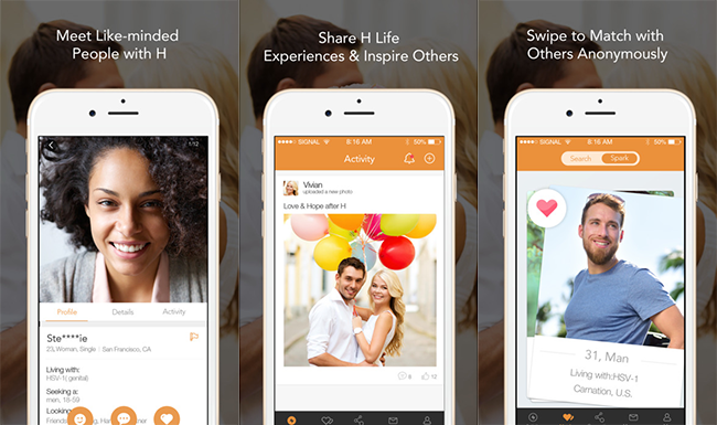 Dating apps for people with herpes