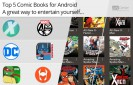 Top-5-Comic-Books-for-Android-A-Great-Way-to-Entertain-Yourself!