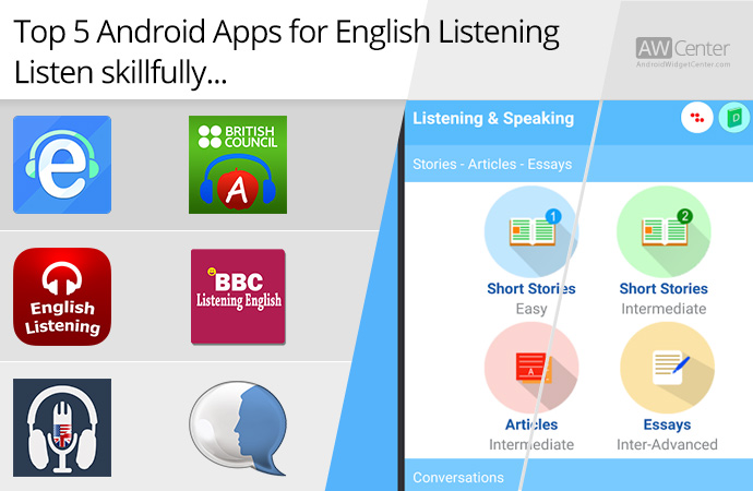 Top-5-Android-Apps-for-English-Listening-Listen-Skillfully!